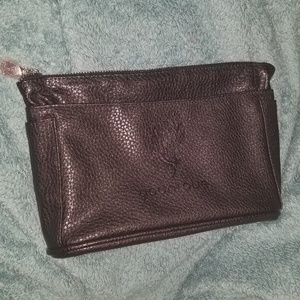 Younique | Black Leather Bag